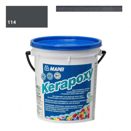 Kerapoxy 114 Antraciet grijs