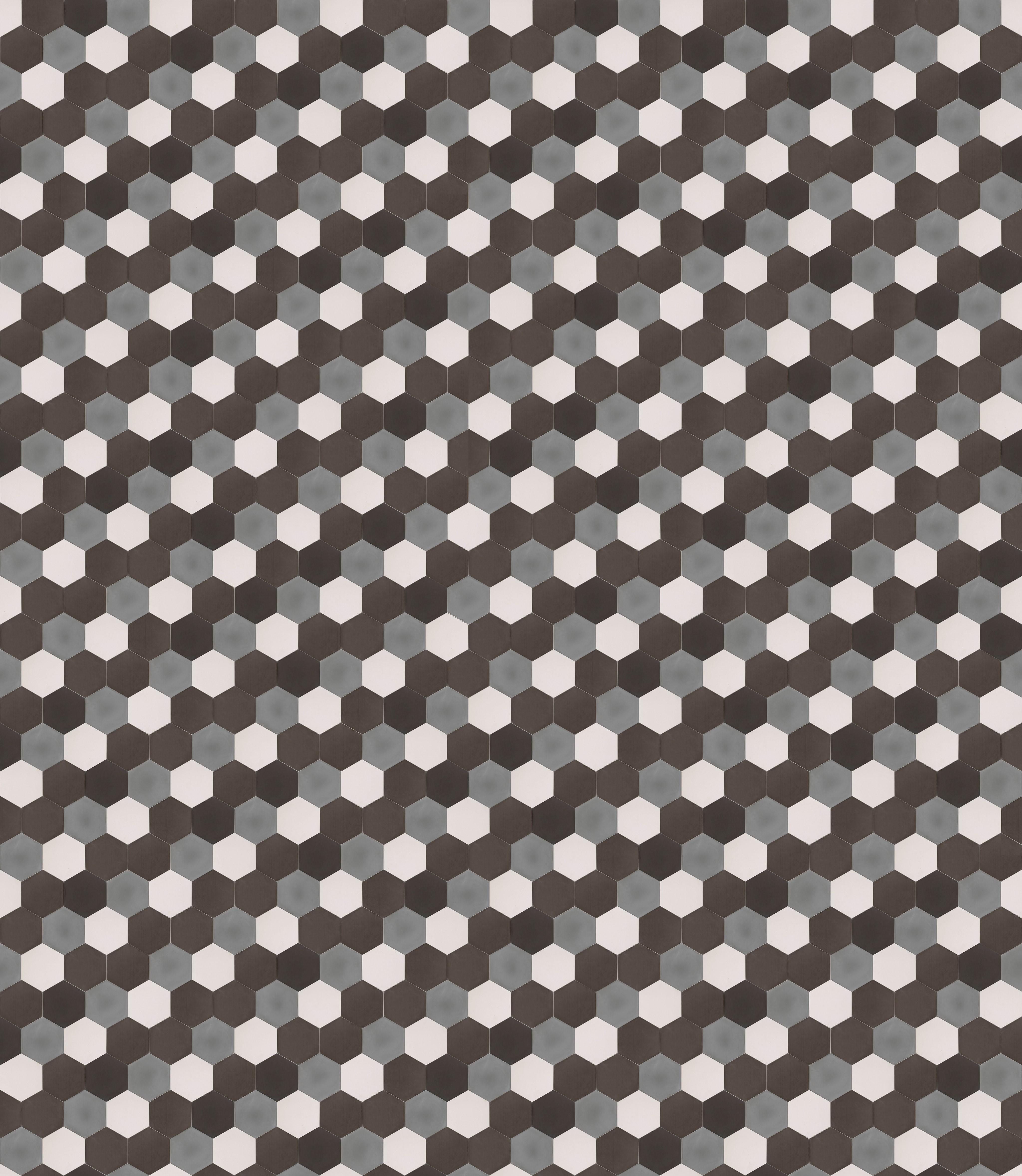trocadero hexagon cementtegels impermo