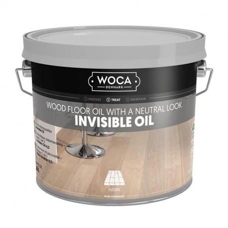 Woca Invisible Oil (Stap 2/2)
