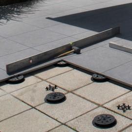 Terrace pedestals