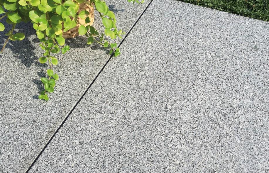 natuursteen terrastegel, terrastegels, graniet, impermo