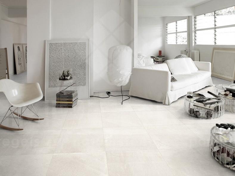 keramische vloertegel, vloertegel, beige, imitatie natuursteen, Sassoker, megategel, Tilestone