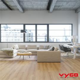Vinyl, vinyllaminaat, houtlook, beige, impermo, industrieel, lofty
