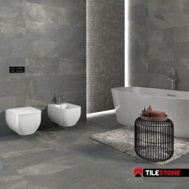 Tilestone Slate Dark Grey