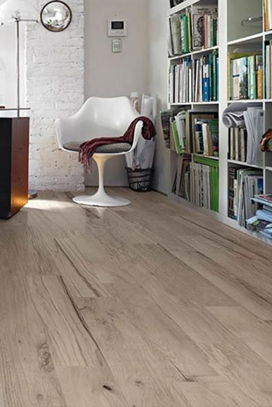 parquet en céramique, carrelage sol, beige, plancher, bois, style campagne, BeWood